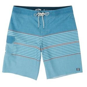 NWT Billabong Heather Blue All Day Board Short